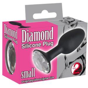 Butt Plug Diamond S