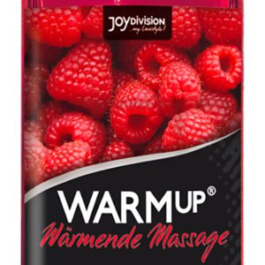 Warm-up Massageöl Raspberry