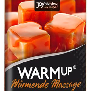 Warm-up Massageöl Karamel