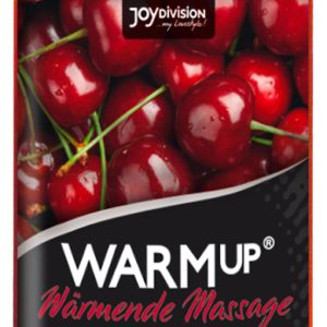 Warm-up Massageöl Cherry