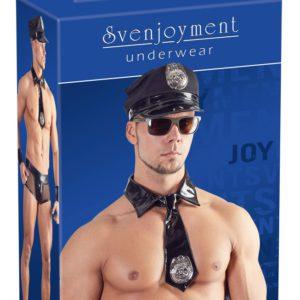 Polizisten-Kostüm