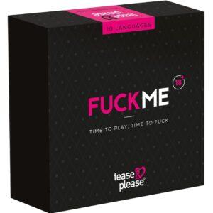 """Paarspiel """"F**kMe"""" mit hochwertigem Sex-Spielzeug"""