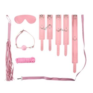 ZENN 10-Piece Complete Beginners Set – Pink