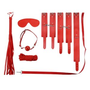 ZENN 10-Piece Complete Beginners Set – Red