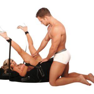 """Liebeskissen """"Inflatable Position Master"""", mit Handgriffen"""