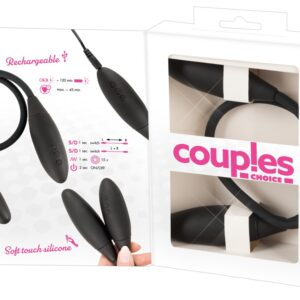 "Paarvibrator ""Couples Double"", 65 cm"